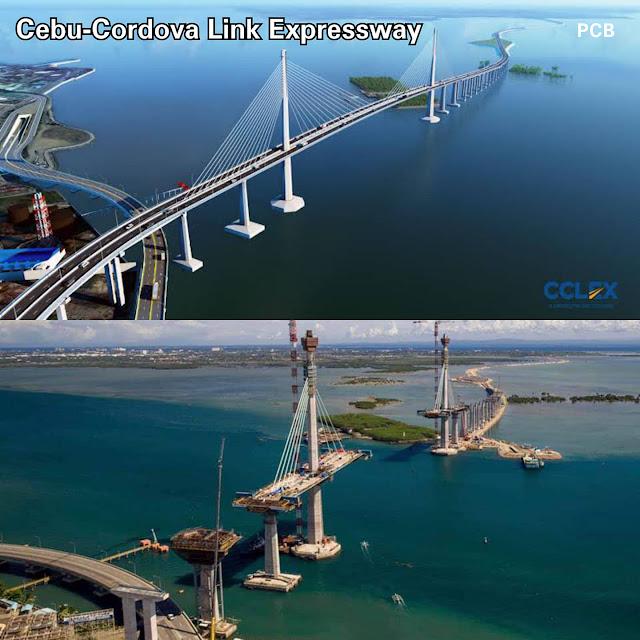 Cebu - Mactan Bridge - Longest Bridge in the Philippines