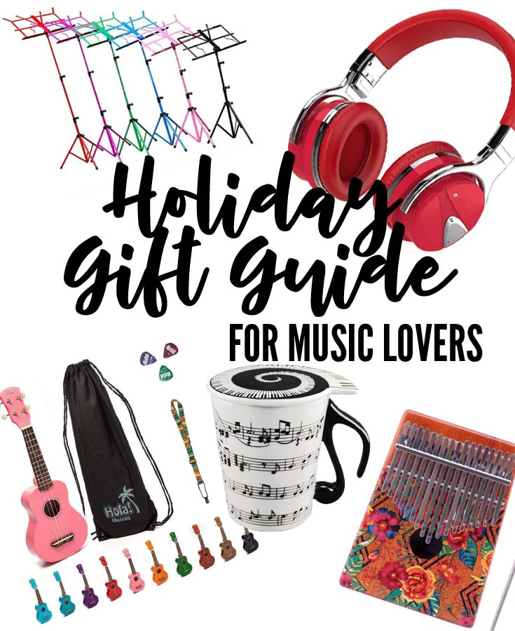 10 great gifts for people who love music