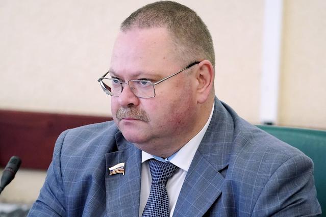 О. Мельниченко – представитель обл. парламента Пензы