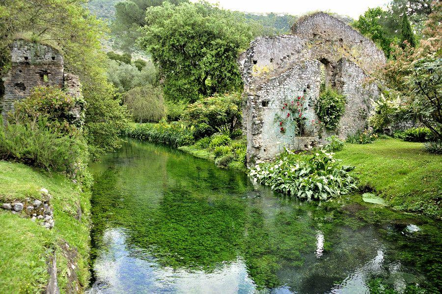Сады Нимфы