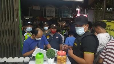 Polsek Jatiuwung Ajak Masyarakat Patuhi Prokes 5M