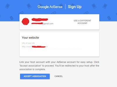 adsense mendaftar