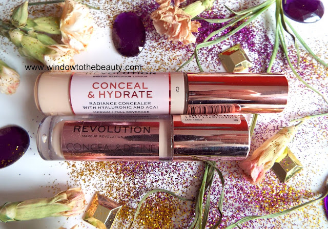 Revolution Conceal & Hydrate Concealer opinion