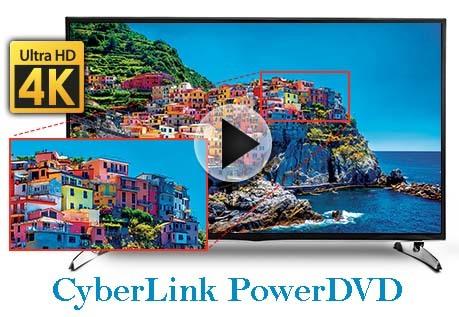 تحميل برنامج مشغل الفيديو من دى فى دى CyberLink PowerDVD