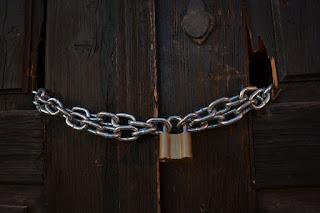 Cerrando puertas al pecado