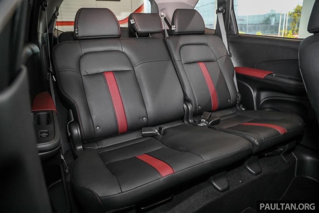 Chi tiết Honda BR-V 2020 vừa ra mắt tại Malaysia