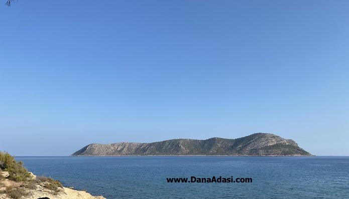 Dana Adası Balık Avı Turları