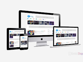 Masign Clean Lite Material UI Template (Clone Free) - Responsive Blogger Template