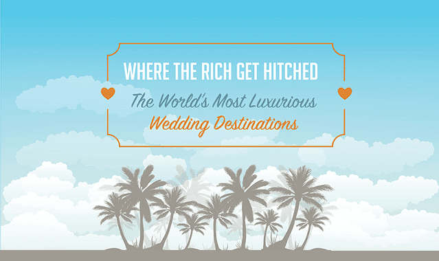 Where The Rich Get Hitched
