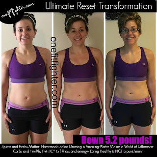 ultimate reset results, ultimate reset transformation, what is the ultimate reset