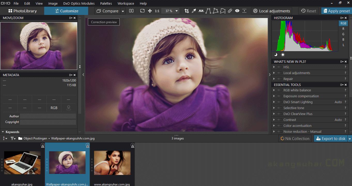 Gratis Download DxO PhotoLab Elite Full Crack Terbaru