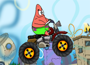 Spongebob Patrick Moto
