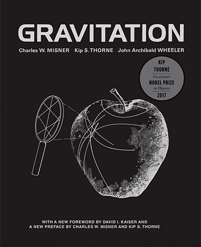"This classic textbook is now available on Kindle (Source: Misner, Thorne & Wheeler, ""Gravitation"")"