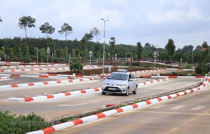Quốc hội bác đề xuất chuyển quản lý sát hạch lái xe sang Bộ Công an