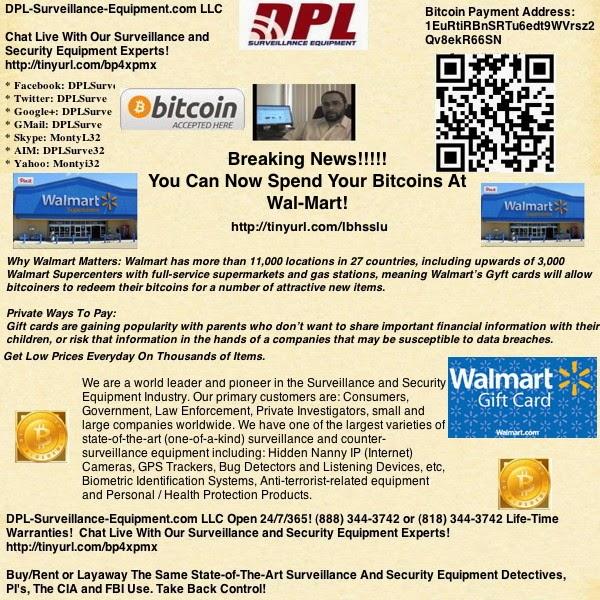 DPL-Surveillance-Equipment.com: Breaking News!!!!!: You