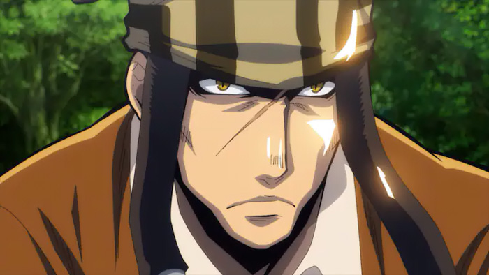 "Saiyuki Reload Zeroin anime - Gatti ""Gat"" Nenehawk"