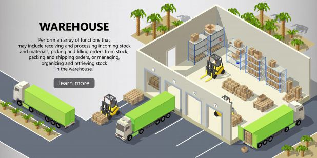Logistics Warehousing Trucking