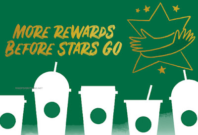 Avail of your Starbucks Grande beverage with only 8 beverage stars from June 16 - July 15.