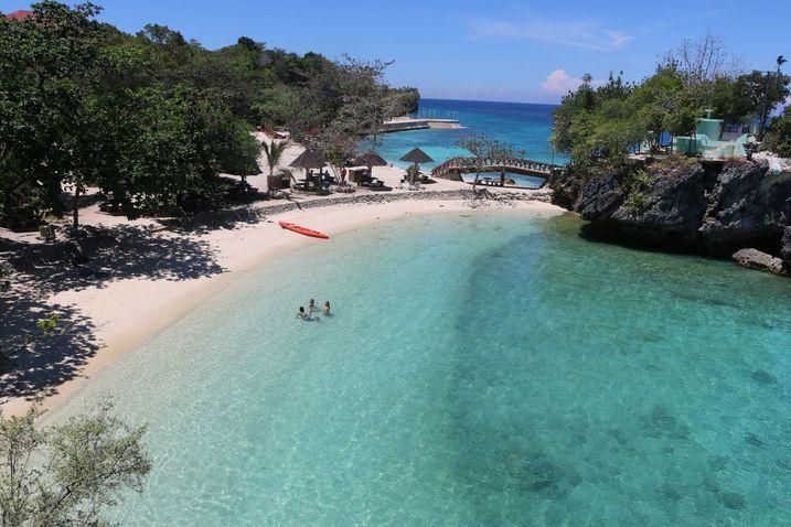 Siquijor Island near Dumaguete City