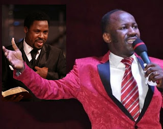 TB JOSHUA AND APOSTLE SULEIMAN