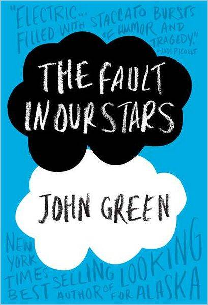 the fault in our stars, a YA romance