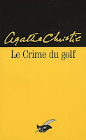 Le crime du golf d'Agatha Christie