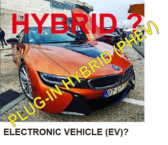 Perbedaan Mobil Hybrid - PHEV dan EV