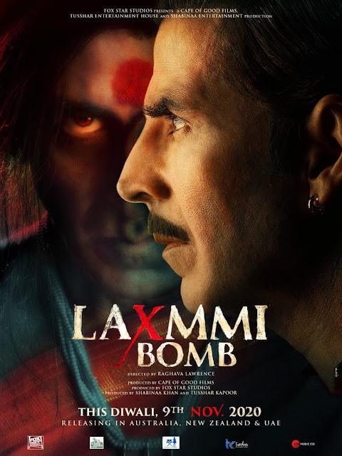 LAXMMI BOMB Film Free Download By Filmyzilla