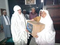 Safari Ramadhan di Masjid Al-Muttaqin Rora, Bupati Serahkan Bantuan Rp100 juta