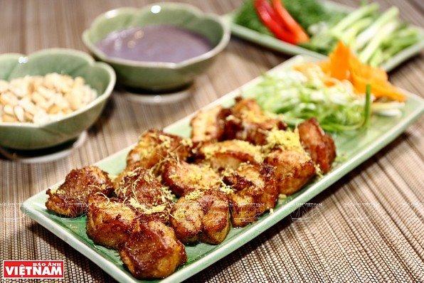 Chả cá là món ăn dân dã mang nét tinh túy của ẩm thực Hà Thành