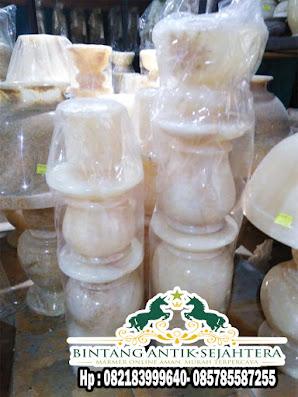 Tempat Lilin Onyx | Tempat Lilin Pemujaan
