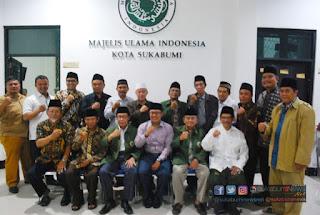 Pengurus MUI Kota Sukabumi