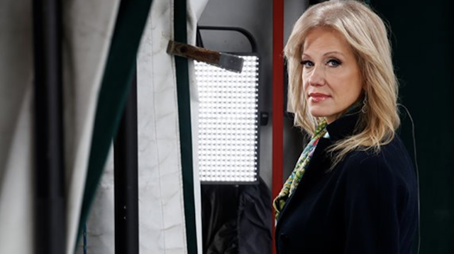Boss: Kellyanne Conway Destroys Nancy Pelosi's Elitism