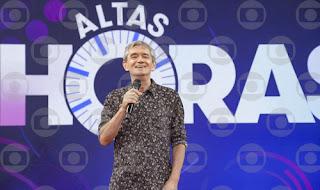 Fábio Assunção, Pitty, Vitor Kley e César Galvão estão no 'Altas Horas' deste sábado, dia 3
