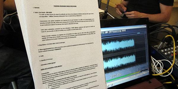 IMG 2471 - Radio Guerrilla: Sesión 3 - redacción de guerrilla, herramientas y metodología.