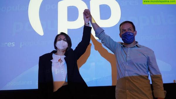 Zapata elegido presidente del PP de La Palma