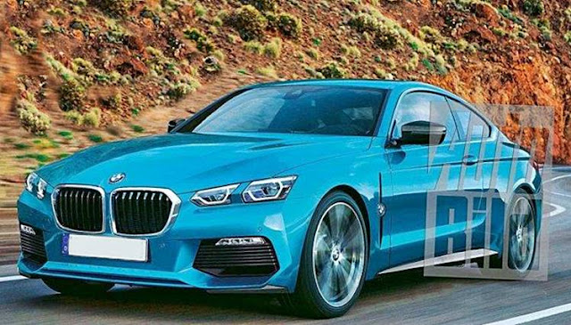 2019 BMW 4 Series Gran Coupe Redesign could be quite a looker