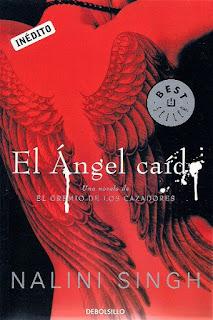 El ángel caído | El gremio de los cazadores #1 | Nalini Singh