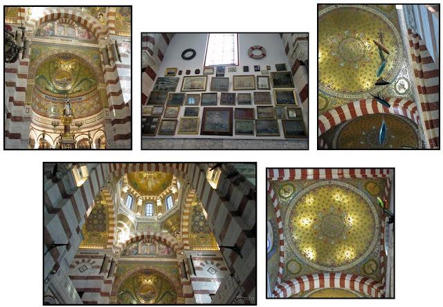Notre Dame de la Garde, Marsella