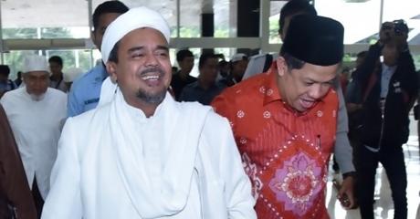 Cuitan Fahri Hamzah Soal #JusticeForAll Dinilai Sindir Rizieq, Netizen: Tumben Kang Fahri Ngomongnya Benar