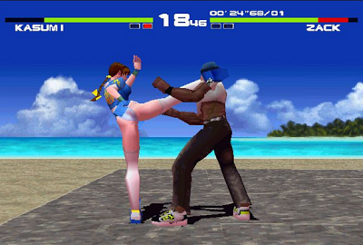 Download Game Dead Or Alive PS1 Terbaru