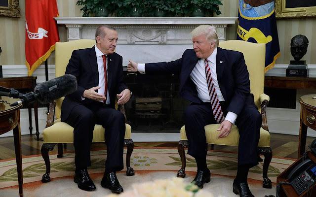 Η κακή εικόνα Ερντογάν στην Αμερική