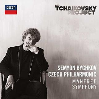 Semyon Bychkov - Tchaikovsky Manfred Symphony - Decca