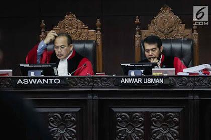 Sempat Memanas, Hakim Akhirnya Tolak Permohonan Kuasa Hukum 02 Terkait Saksi