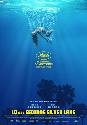 Under The Silver Lake 2018 DVD R2 PAL Spanish