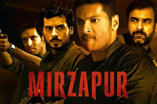 Mirzapur - 10 Best Amazon Prime Hindi web series to Binge-watch