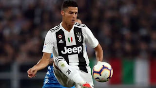What Cristiano Ronaldo Said After Scoring In Juventus 2-1 Victory Over AS Roma