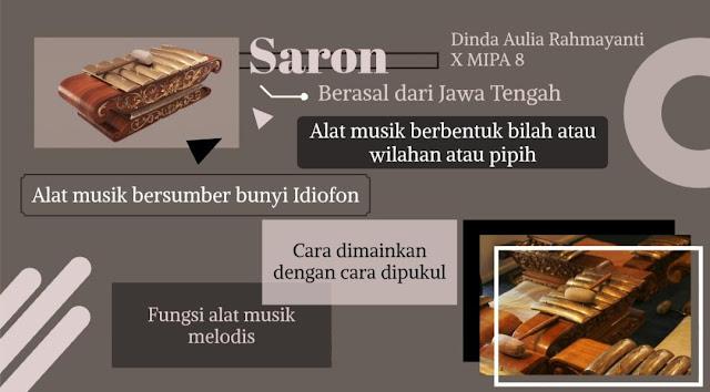 Ragam Alat Musik Tradisional