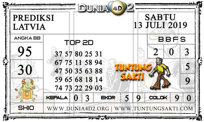 "Prediksi Togel ""LATVIA"" DUNIA4D2 13 JULI 2019"