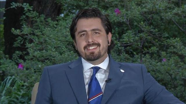 CONMIGO CHIVAS VA SER CAMPEÓN: AMAURY VERGARA